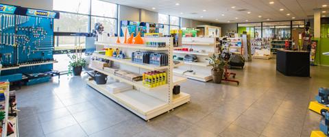 AVT Parts voor bedrijfswagens winkel
