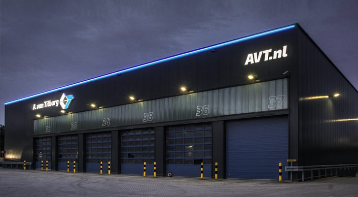 AVT pand locatie Roosendaal