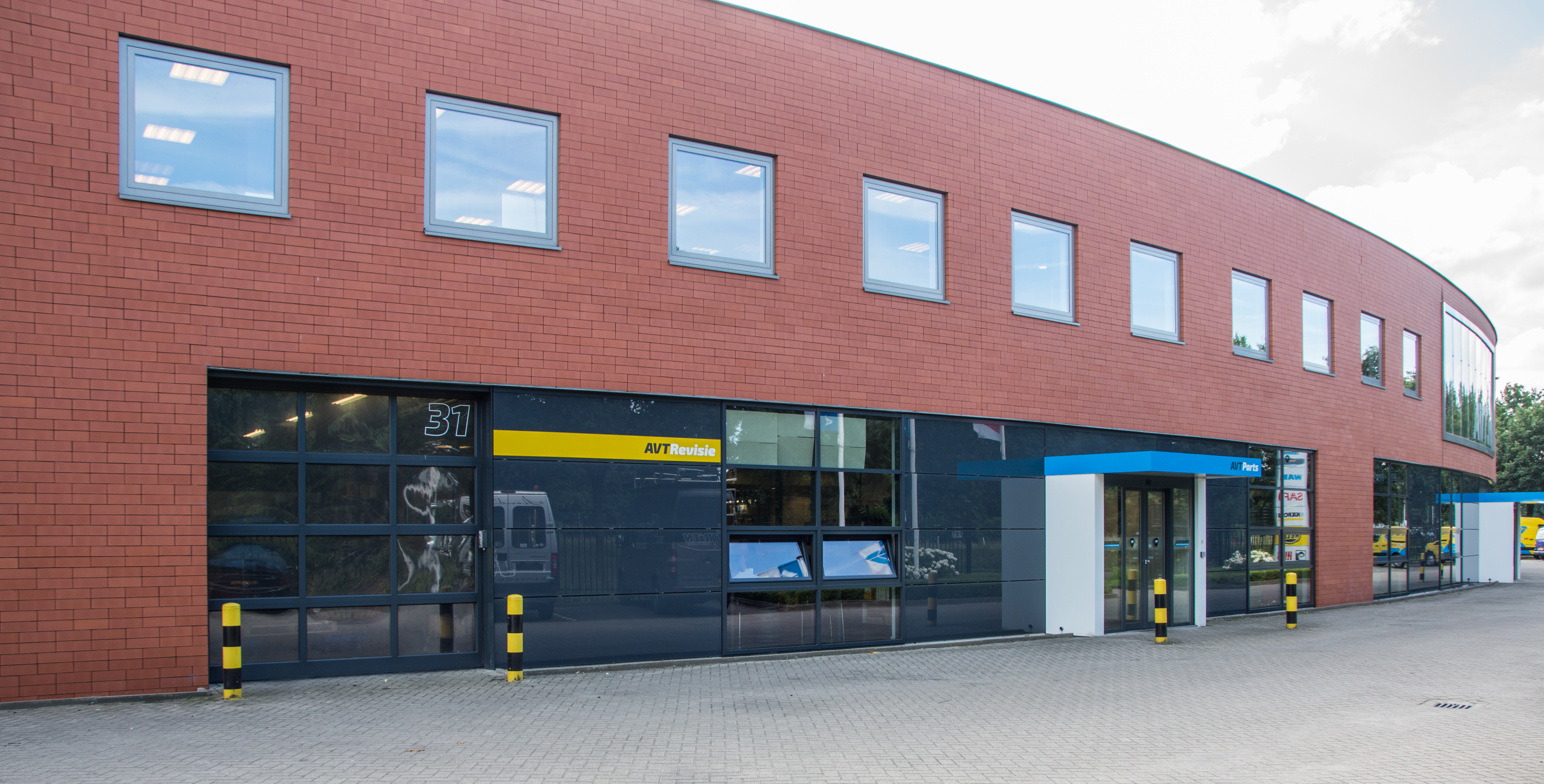AVT Pand Roosendaal revisie