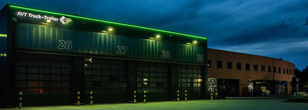 pand Truck en trailer service Roosendaal