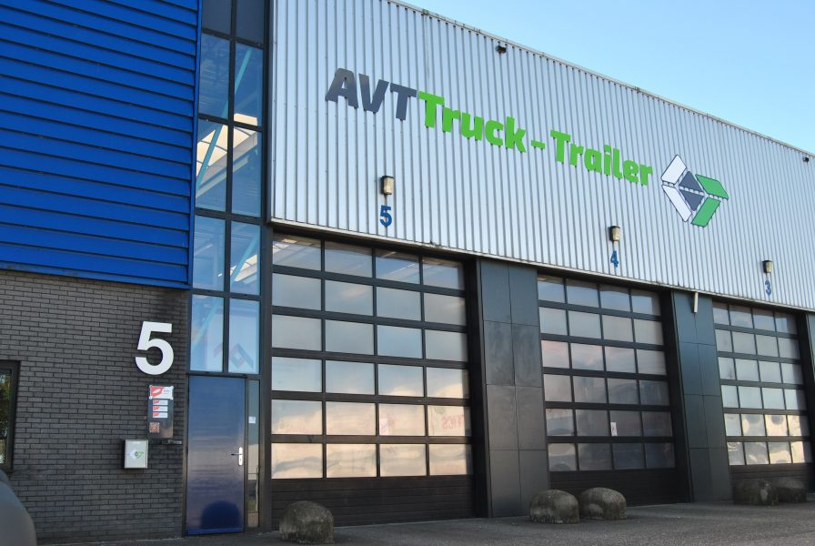 AVT truck- en Trailer waddinxveen