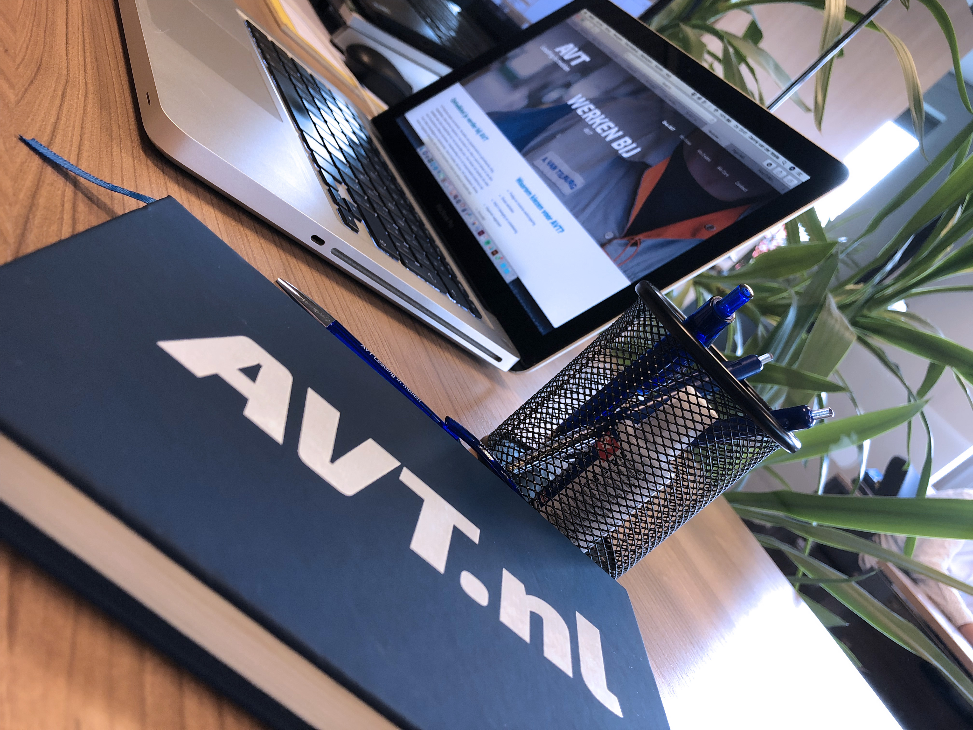 solliciteren bij AVT